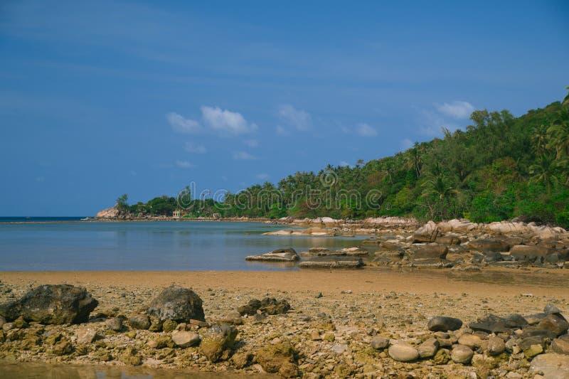 Ko Pha-ngan beach royalty free stock photos