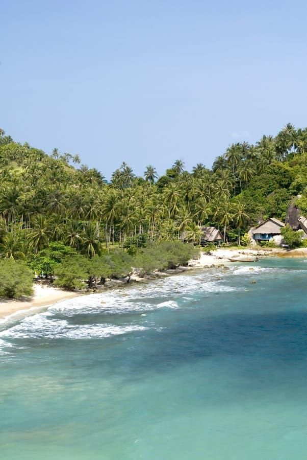 ko pha ngan plaży Thailand fotografia royalty free