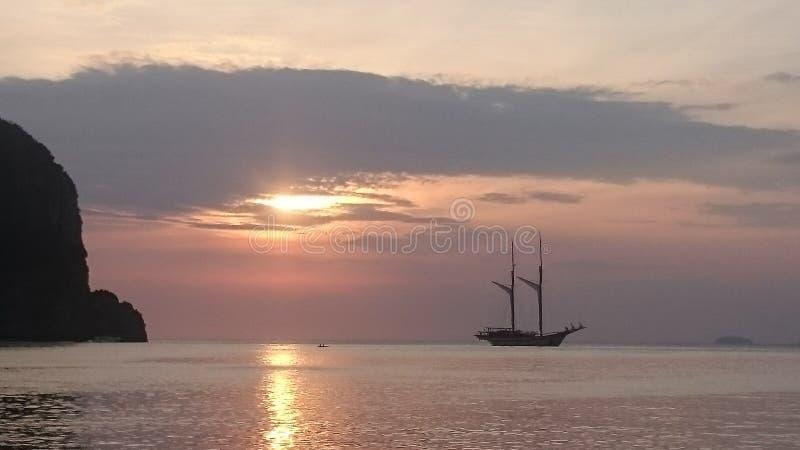 Ko Phi zdjęcie stock