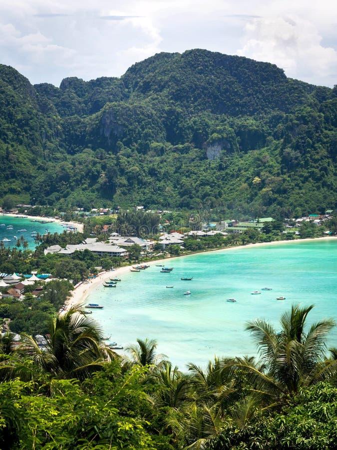 Ko Phi Phi Island, Thailand royalty-vrije stock foto's