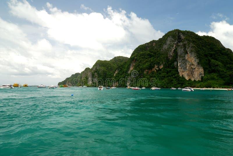 Ko Phi Phi, Thailand royalty free stock photography