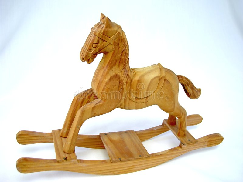 Download Koń rocka obraz stock. Obraz złożonej z rzeźbiący, rzeźba - 42745