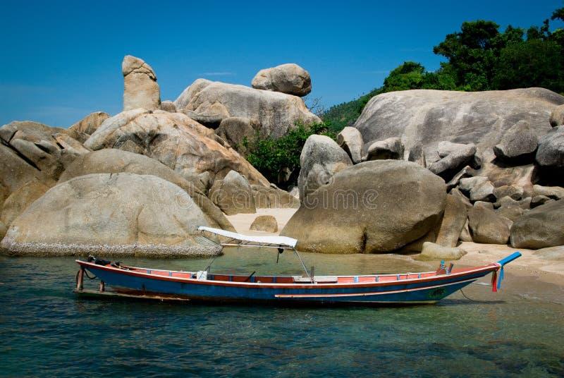 Ko Samui in Thailand. Ko Samui island in Thailand royalty free stock photo