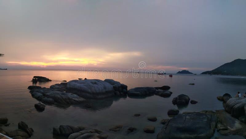 Ko Tao es una isla en Tailandia fotografía de archivo