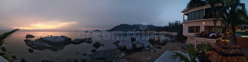 Ko Tao es una isla en Tailandia imagenes de archivo