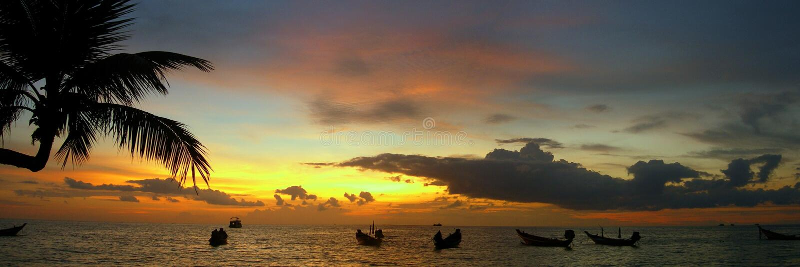 Ko Tao, Thailand 1 royalty free stock images