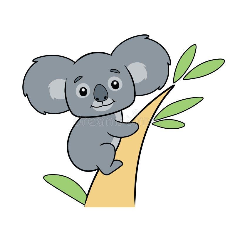 Το Koala αφορά ένα δέντρο απεικόνιση αποθεμάτων