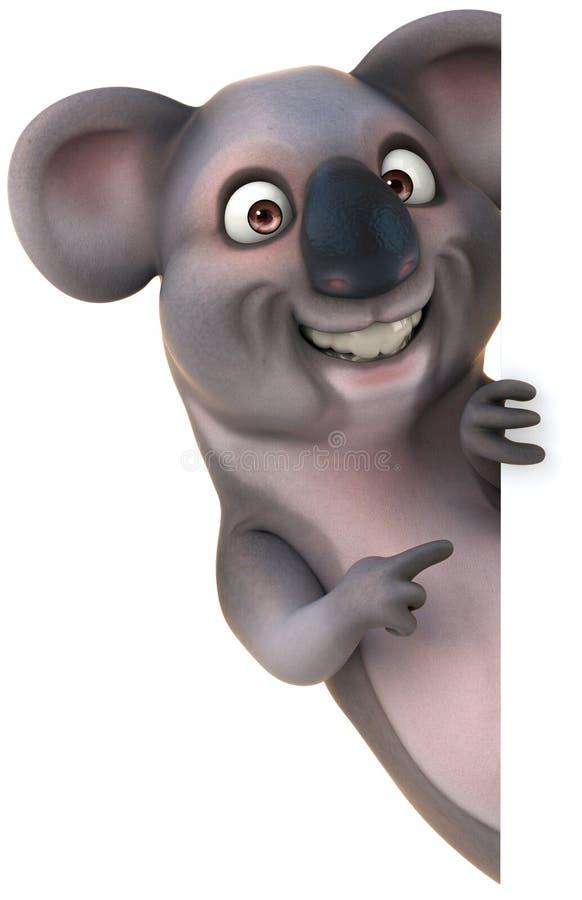 Koala vektor abbildung