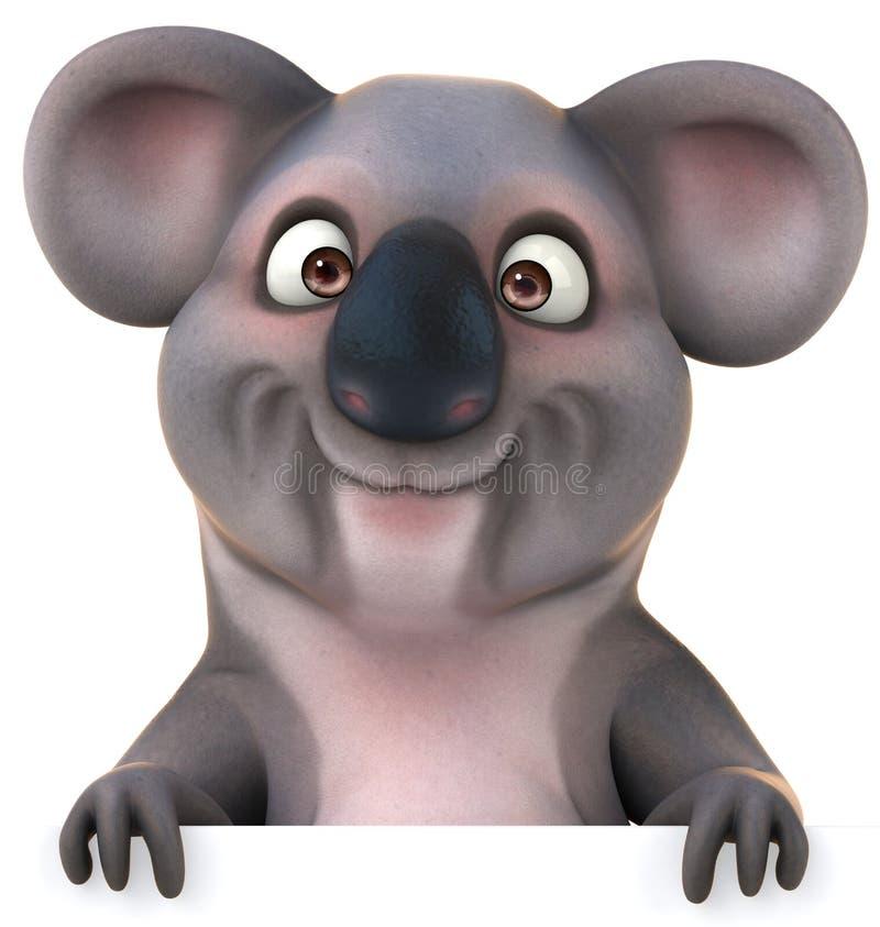 Koala lizenzfreie abbildung