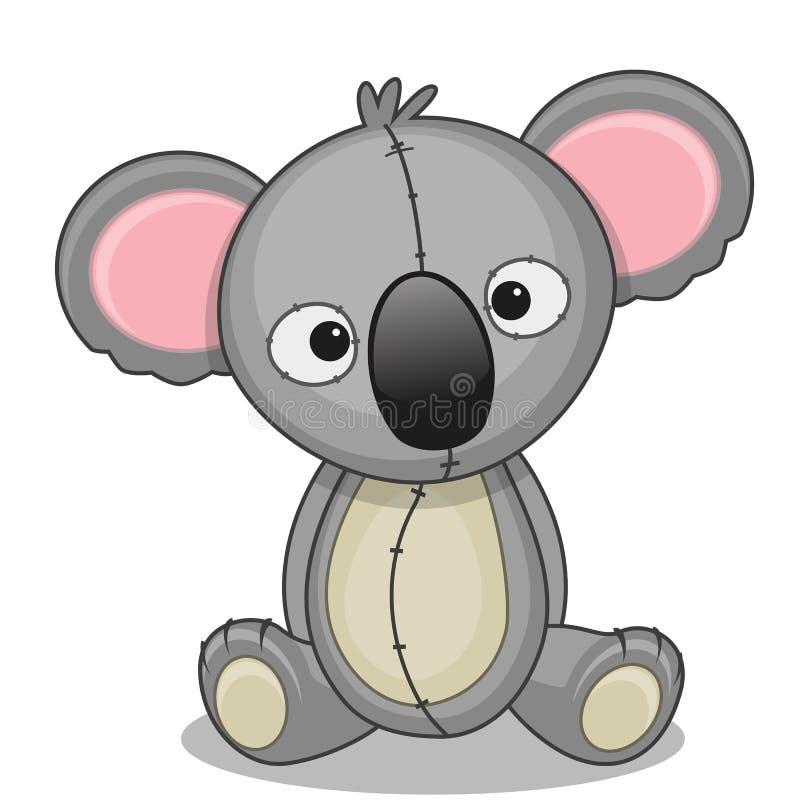 koala illustrazione vettoriale