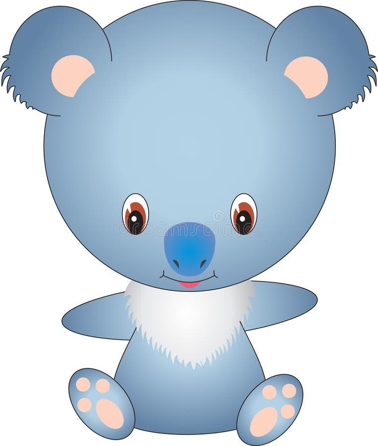 Koala royalty free illustration