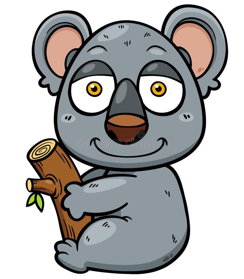 Koala Bear stock illustration