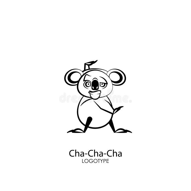 Koala divertida libre illustration