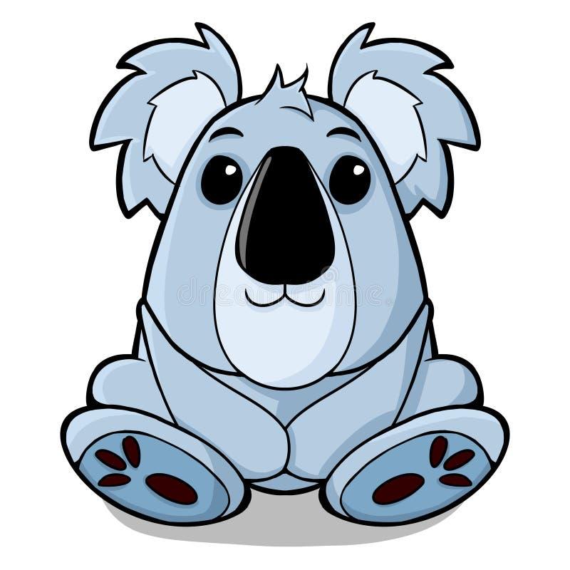 Koala mignons images stock