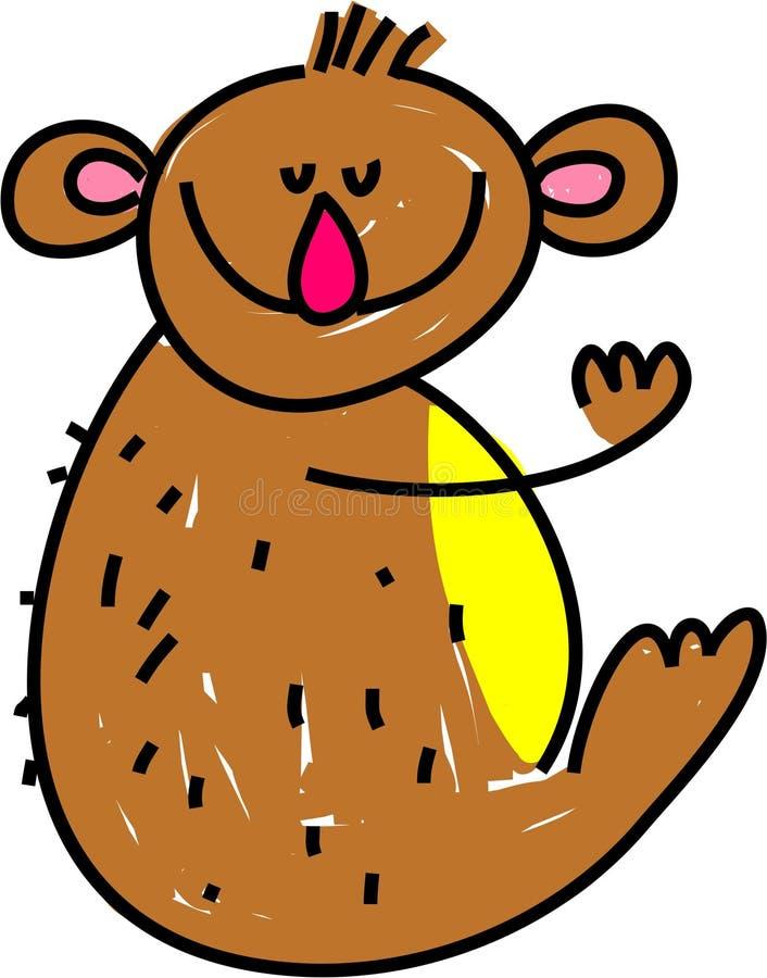 koala niedźwiedzi ilustracja wektor