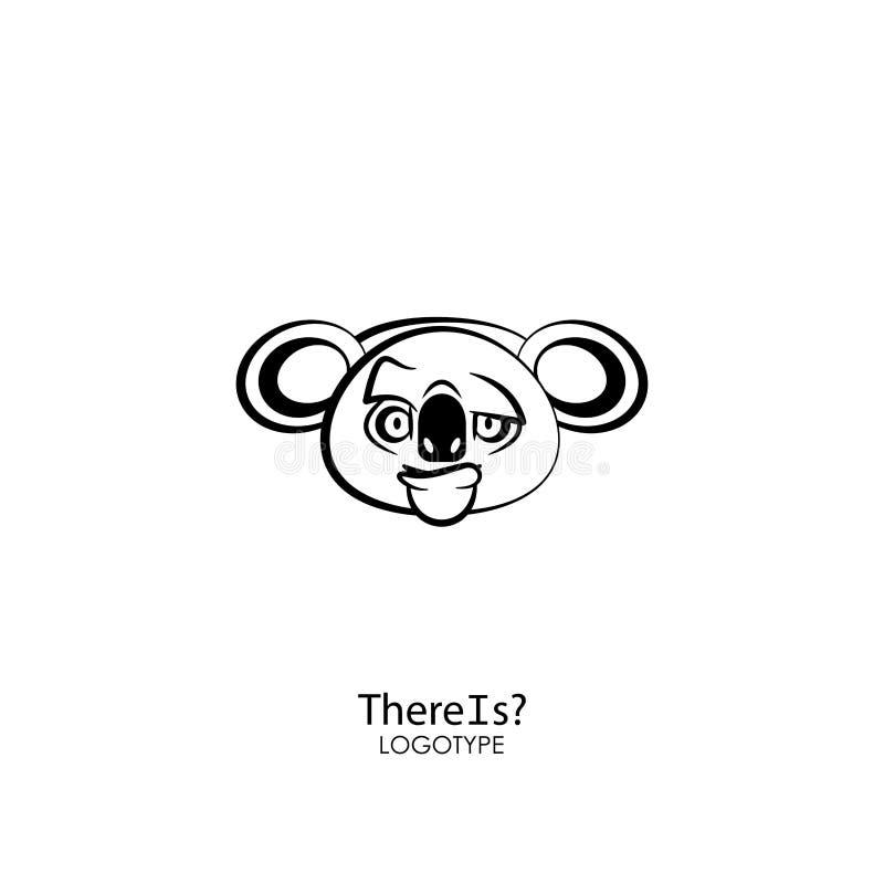 Koala principal divertida libre illustration