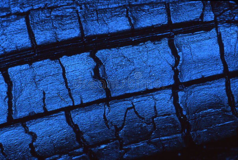 Kobalt-Blau stockfotografie