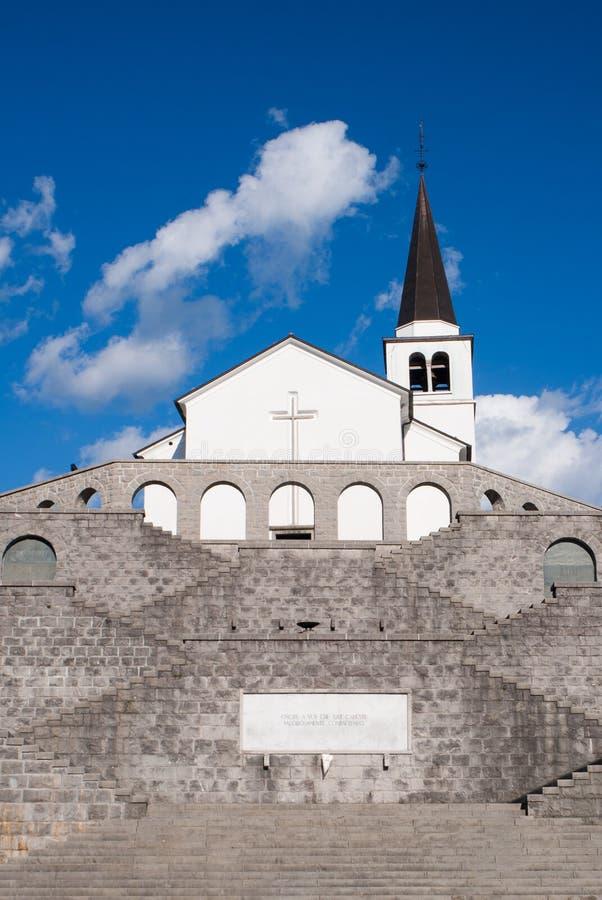 Download Kobarid, War Memorial stock photo. Image of slovenia - 20892046