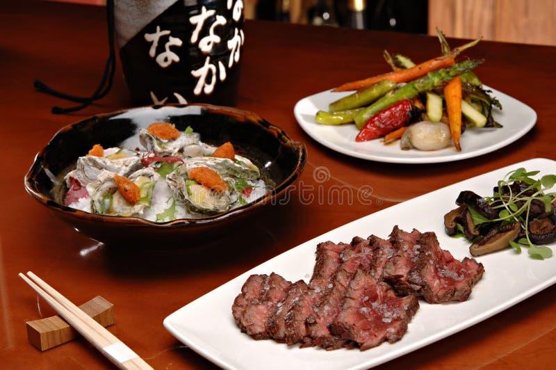 Kobe Beef Filet Mignon fotografia stock