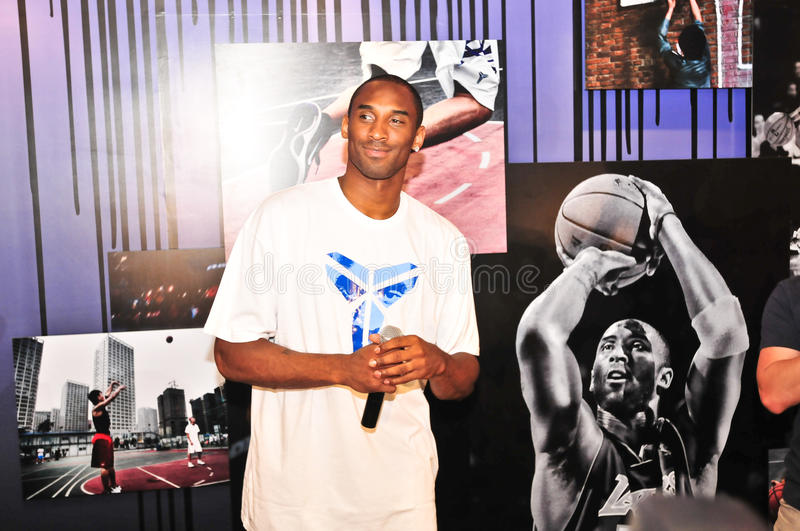 Kobe Bryant photos stock
