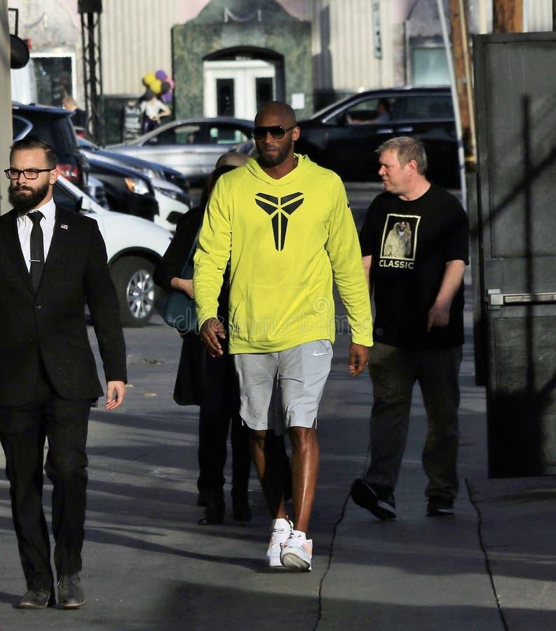 Kobe Bryant photo libre de droits