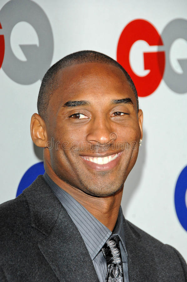 Kobe Bryant. At the GQ Men of the Year Party, Chateau Marmont, Los Angeles, CA. 11-18-09 royalty free stock photography