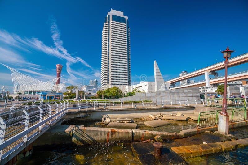 Kobe Earthquake Memorial Park, Japan. Kobe Earthquake Memorial Park, Hyogo Prefecture, Japan stock photos