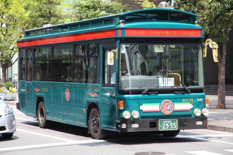 Download Kobe jawny transport obraz stock editorial. Obraz złożonej z pojazd - 28957669