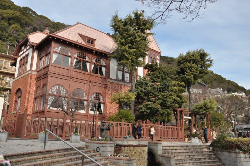 KOBE KITANO IJINKAN-GAI,JAPAN royalty free stock images