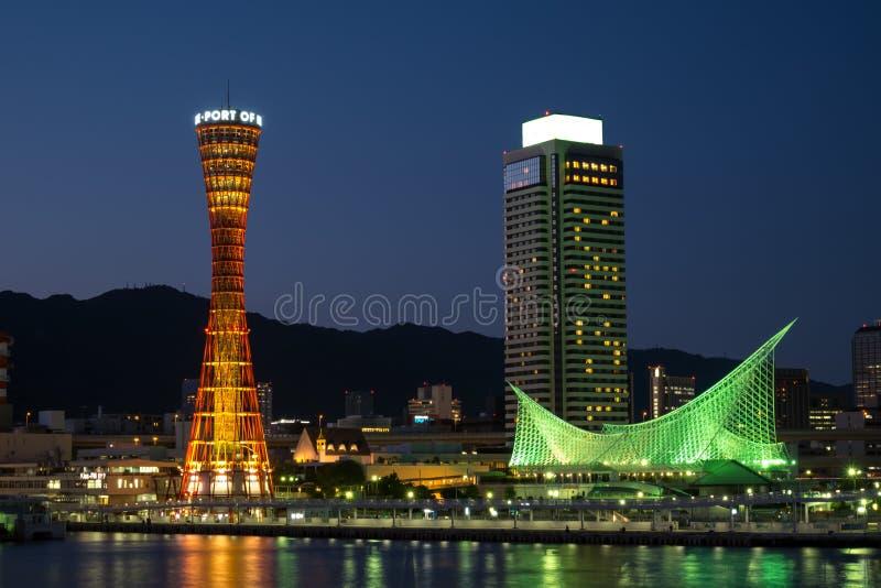 Download Kobe Port Tower stock afbeelding. Afbeelding bestaande uit sailing - 39101373