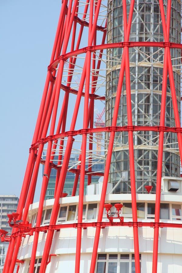 Kobe Port Tower, Japon photos libres de droits
