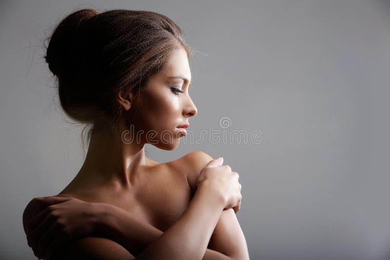 Kobiecość Zdjęcia Royalty Free