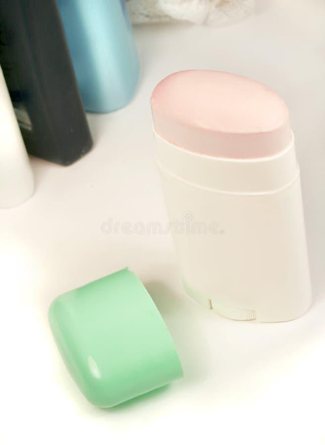 kobiecy dezodorantem zdjęcie royalty free