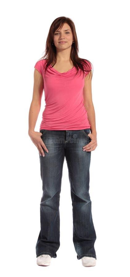 kobiet atrakcyjni potomstwa obrazy stock
