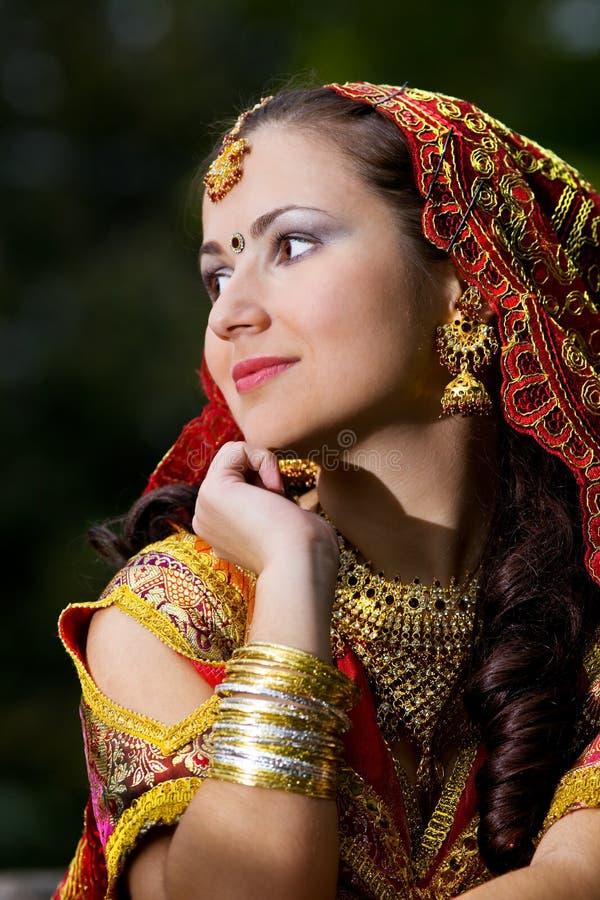 kobiet smokingowi indyjscy potomstwa obrazy royalty free