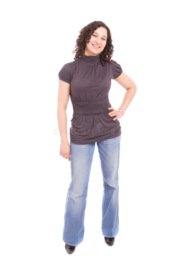 kobiet TARGET265_0_ potomstwa obrazy stock
