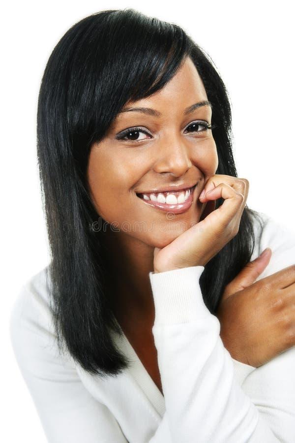 kobiet uśmiechnięci potomstwa fotografia royalty free