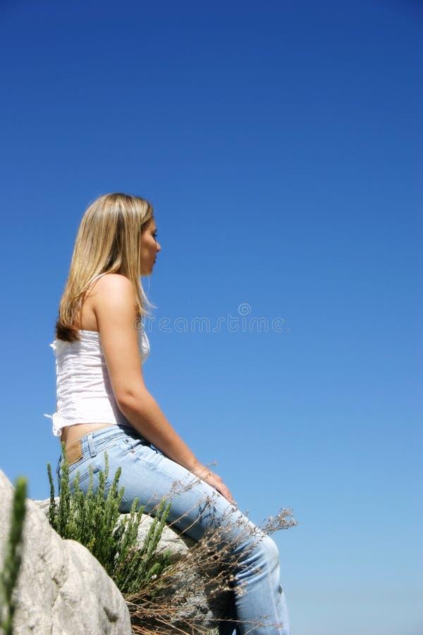 kobieta zdjęcie stock