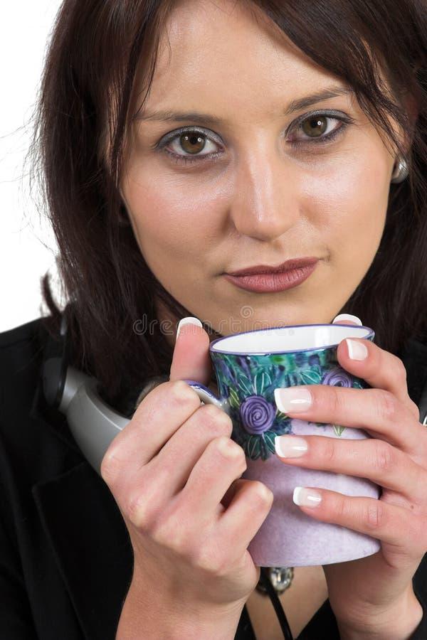 kobieta 1 zdjęcie royalty free