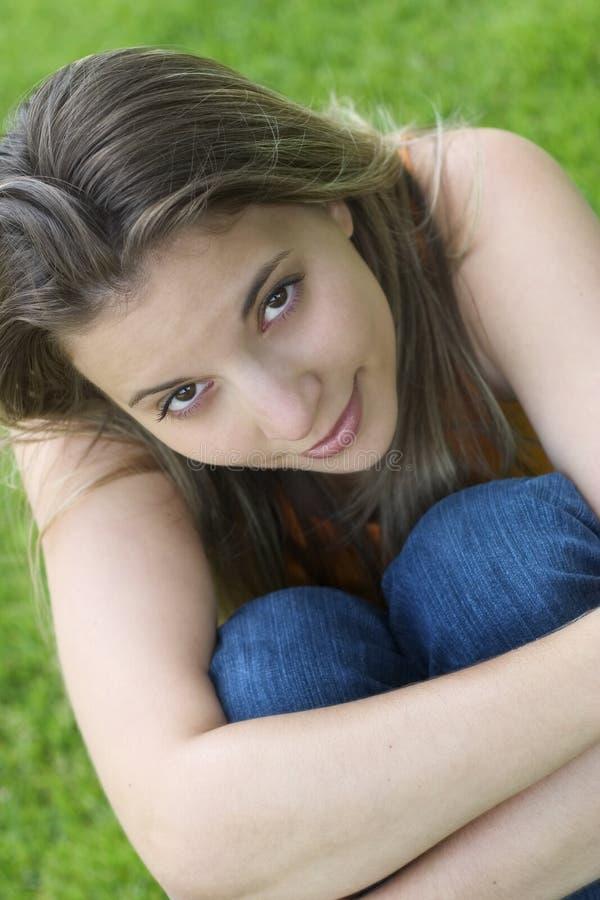 Download Kobieta zdjęcie stock. Obraz złożonej z dosyć, kobieta - 135370
