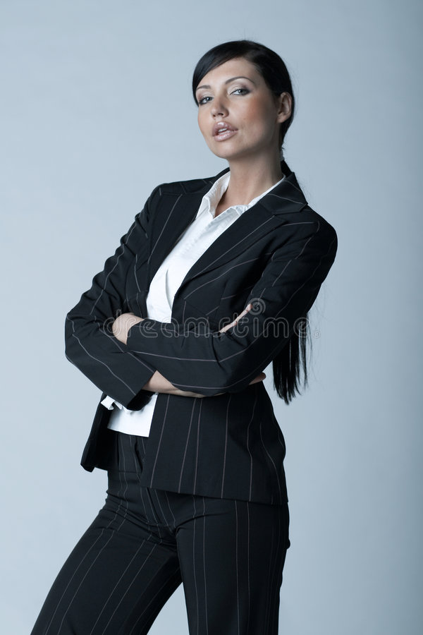 kobieta ag gospodarczej obraz stock