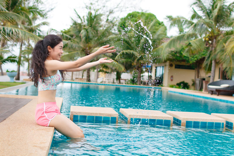 kobieta azjatykcia fotografia royalty free