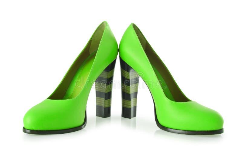 Kobieta buty obrazy royalty free