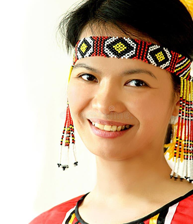 kobieta etnicznej zdjęcie royalty free