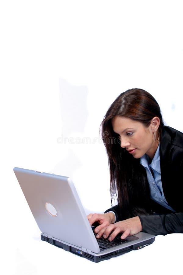 Download Kobieta Jednostek Gospodarczych Obraz Stock - Obraz złożonej z uczeń, studiowanie: 141893