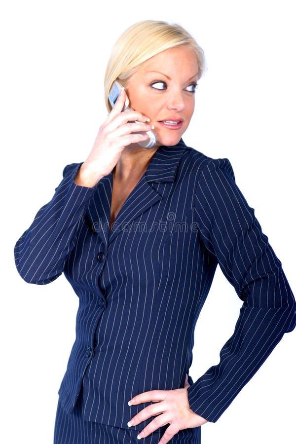 Download Kobieta Jednostek Gospodarczych Zdjęcie Stock - Obraz złożonej z mobile, biznes: 141904
