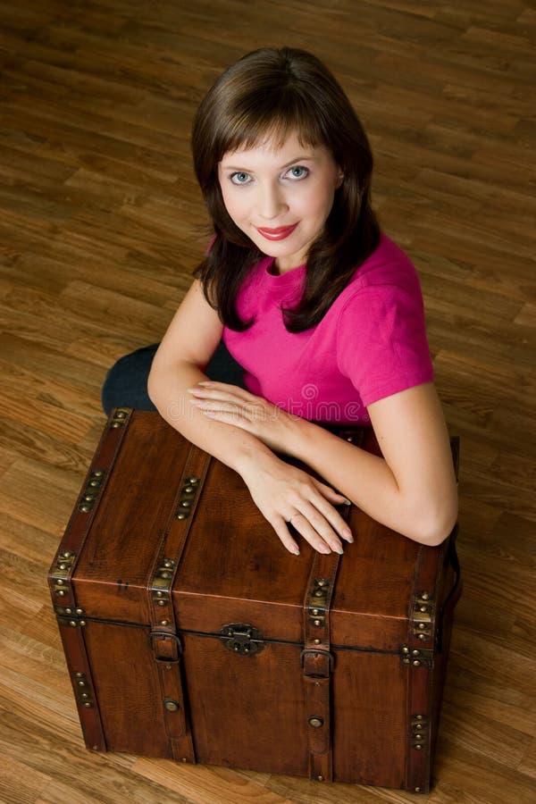 kobieta klatki piersiowej fotografia royalty free