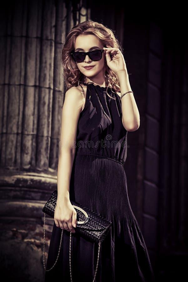 kobieta modna zdjęcie royalty free