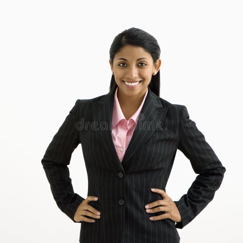 kobieta przedsiębiorstw zdjęcie stock