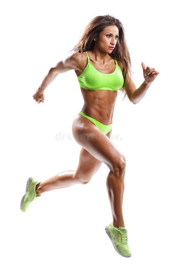kobieta sporty zdjęcie royalty free